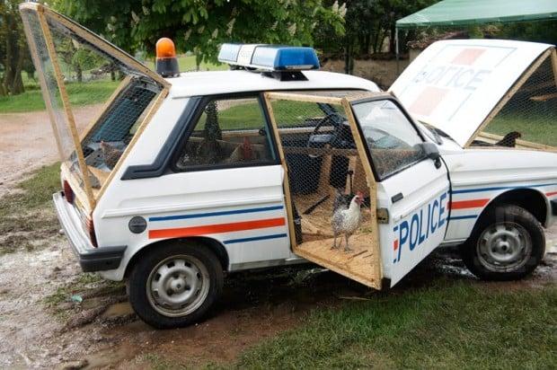 police coop