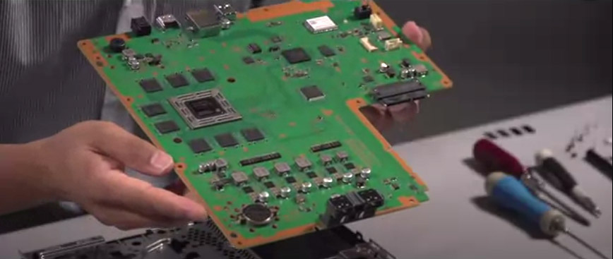 PS4 Gets Unboxed and Torn Down by Sony - Technabob