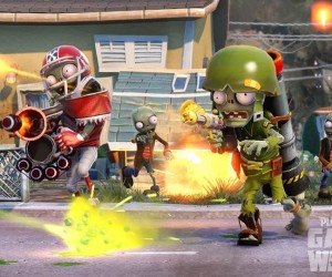 Plants vs Zombies Garden Warfare Release Date Announced