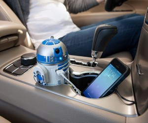R2-D2 Car Charger: A Droid with the Power of the Force
