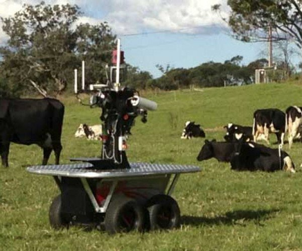 Robot Cowboys Are Home on the Range
