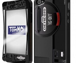 Classic SEGA Consoles Show up on iPhone Cases, Chargers and Bluetooth Speakers