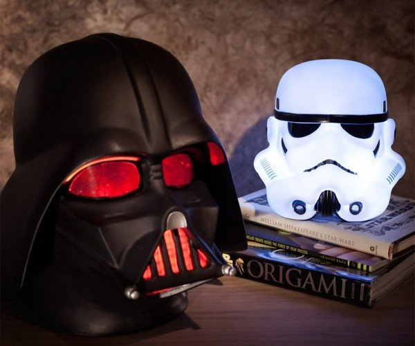 Star Wars Mood Lights Light up Your Dark Side