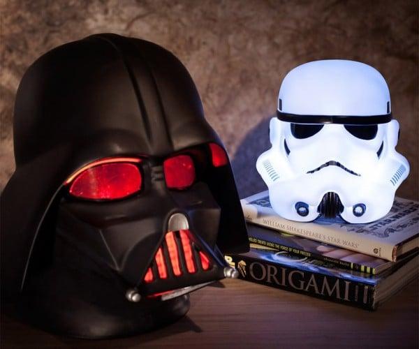 Star Wars Mood Lights Light up Your Dark Side
