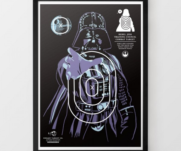 Stay on Target: Star Wars Target Posters