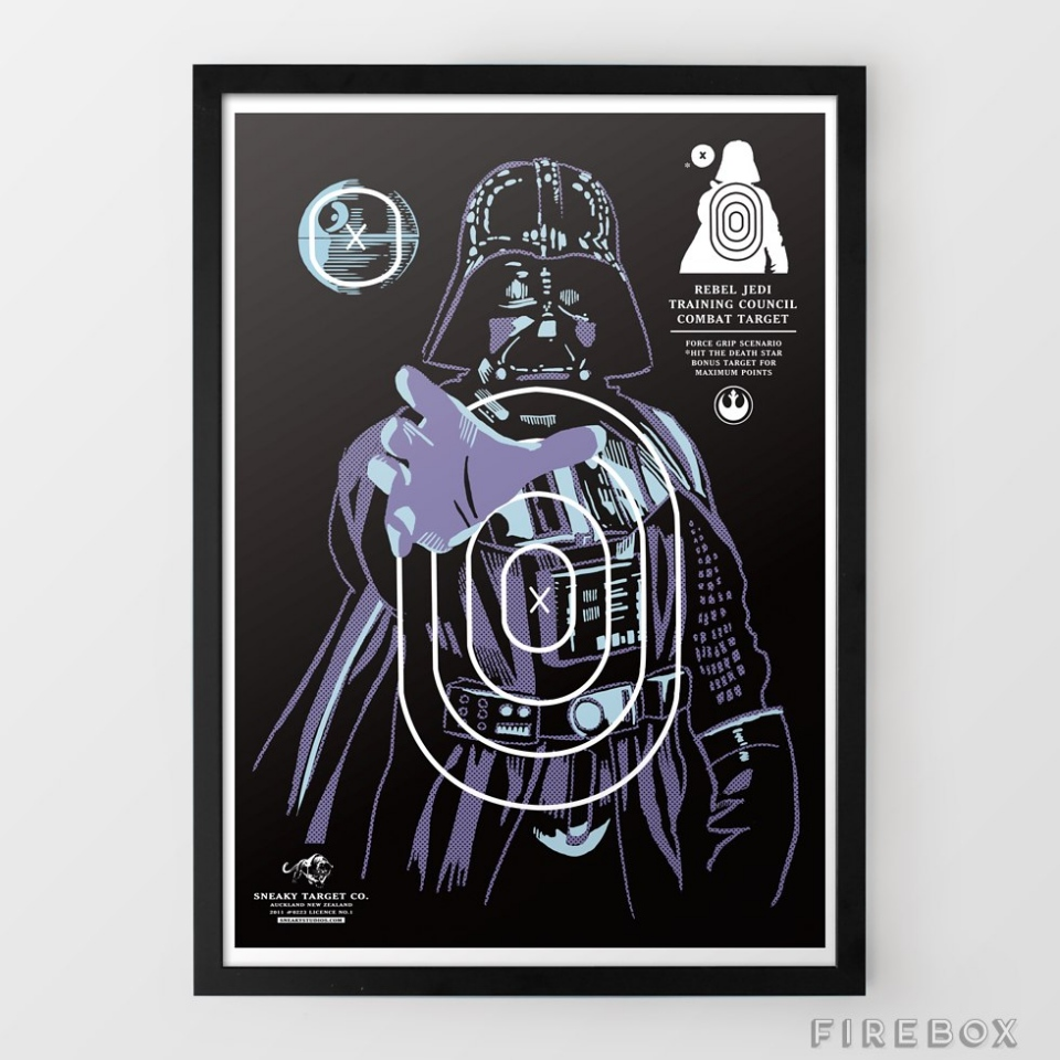 Stay On Target Star Wars Target Posters Technabob