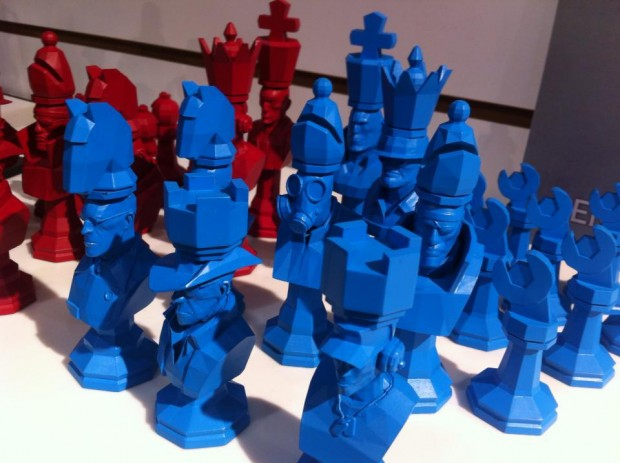 team fortress 2 chess set by neca wizkids 620x463