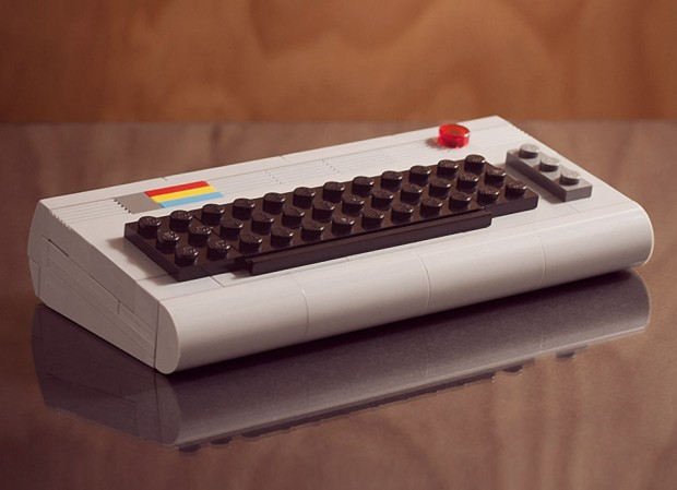 tiny lego commodore 64 620x449