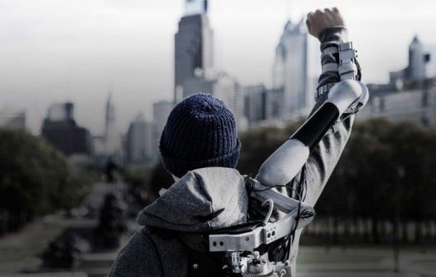 titan arm exoskeleton dyson photo