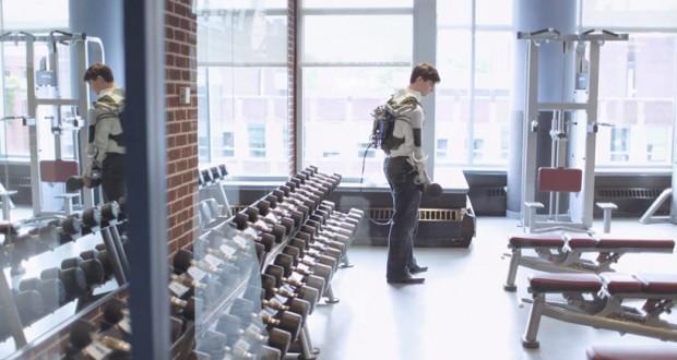 titan arm exoskeleton dyson use photo