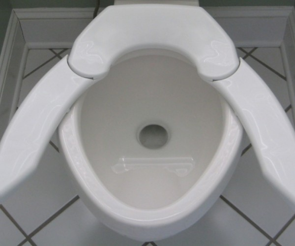 Adjustable Toilet Seat: One Size Fits All Butts