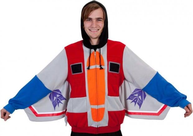 Transformer hoodies