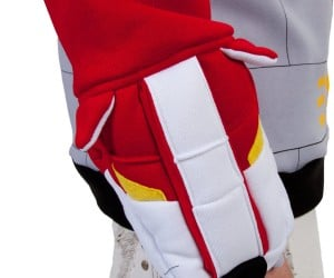 voltron deluxe costume hoodie by 80s tees 5 300x250