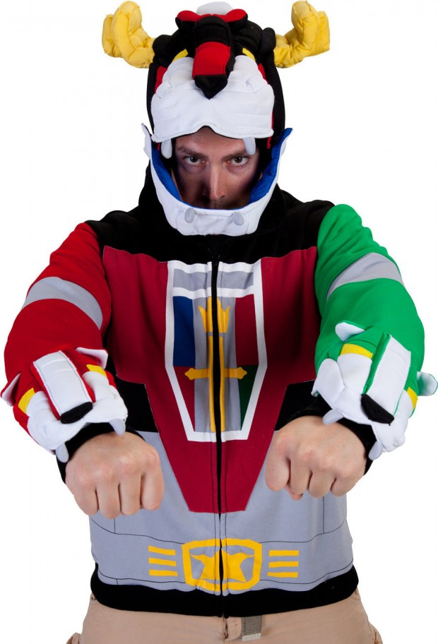 voltron deluxe costume hoodie by 80s tees 620x912