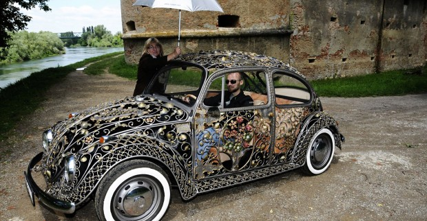 wrought iron vw beetle 3 620x322