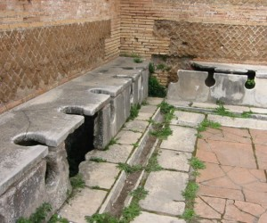 From Holes in the Ground to Holes in the Wall: The Ghosts of Toilets Past, Present, and Future
