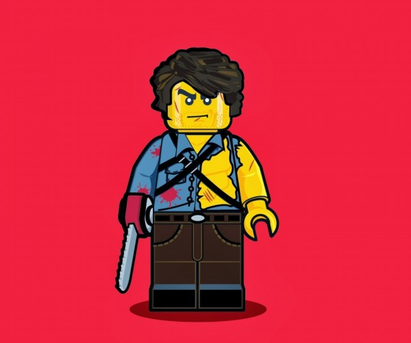 Illustrations of LEGO Minifigs3