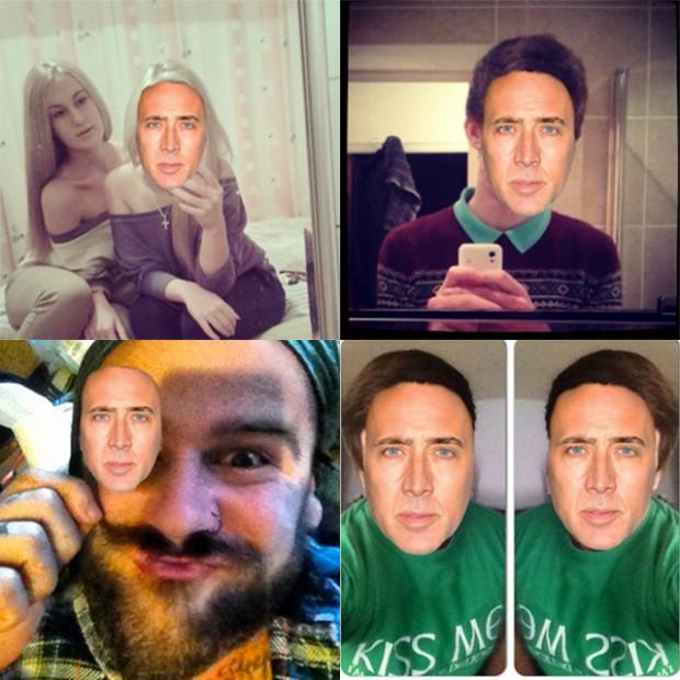 Nicolas Cage Selfie1