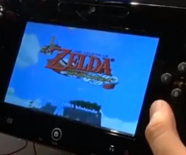 Wii U GamePad Hacked to Stream from PC: Nintendo Shield