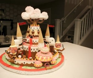 Adventure Time Gingerbread Candy Kingdom: More Edible than Mathematical