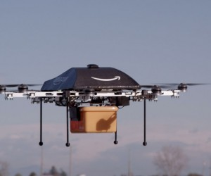 Amazon Prime Air Would Use Drones for 30-Minute Delivery: Fast Good
