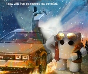 Great Scott: Back to the Future with a Marshmallow