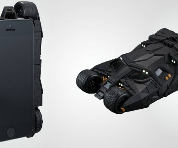 Batmobile Tumbler iPhone 5/5S Case: Not the Case Your Pants Need