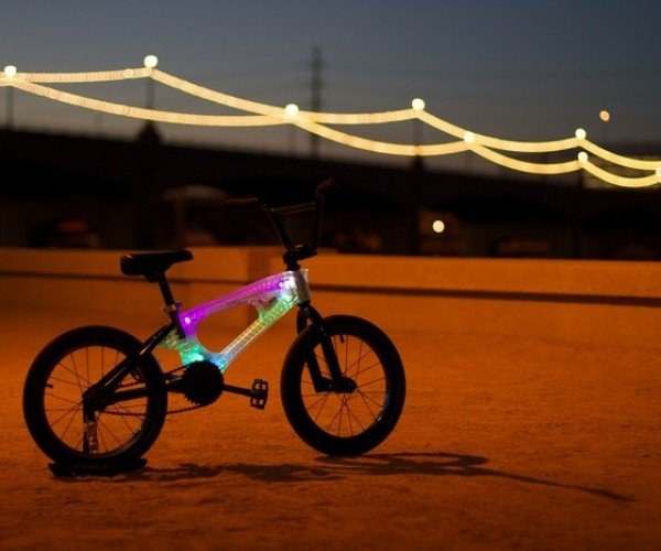 Phantom Frames Kids' Bike Sports Glowing LED Frame
