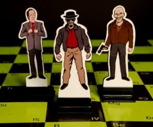 Breaking Bad Chess Set: The King is In the Empire Business