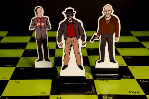 breaking bad chess