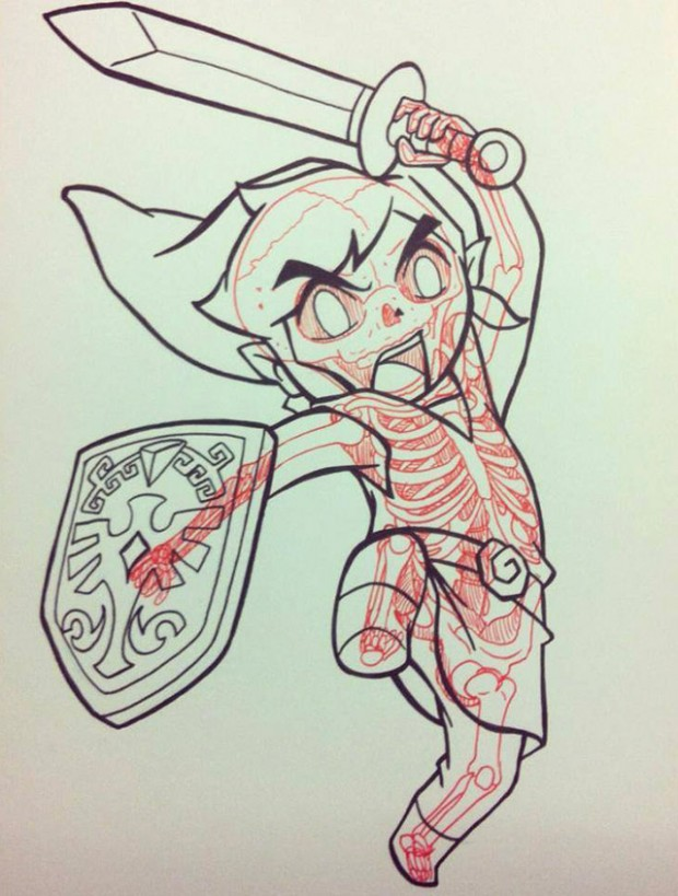chris_panda_link_zelda_skeleton