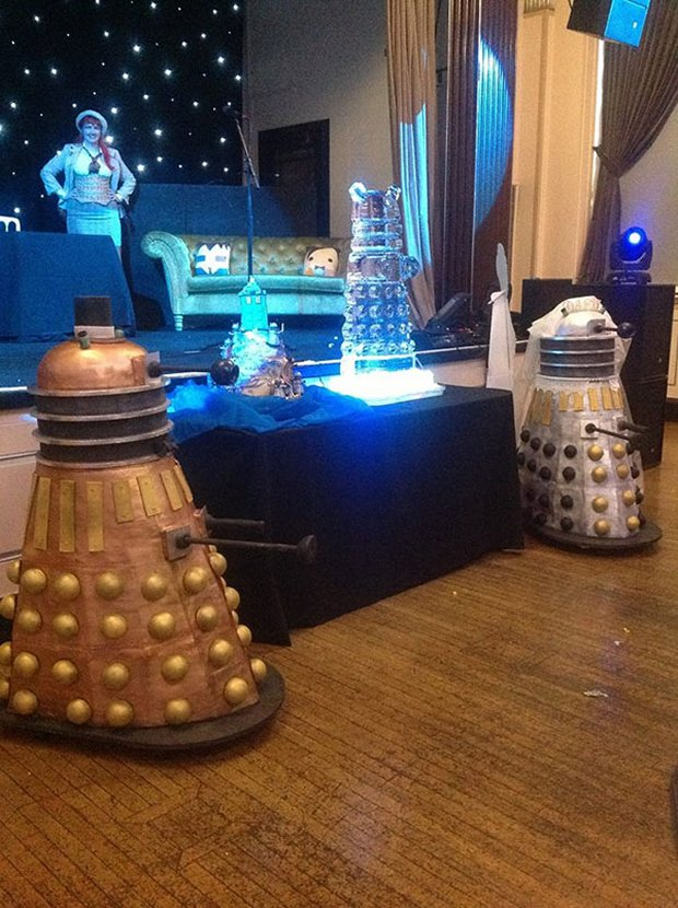 dalek wedding1