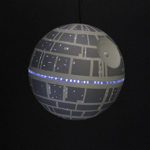 death star ornament 1