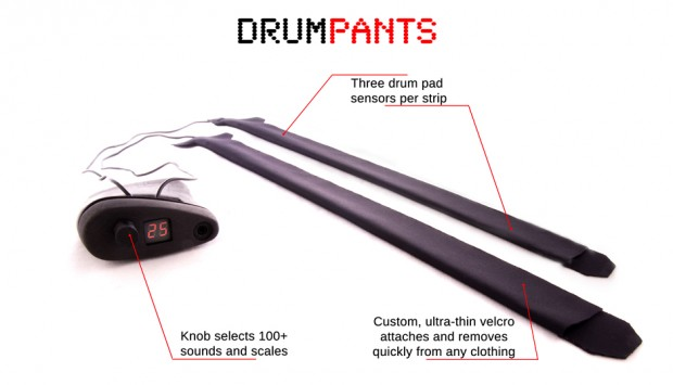 drumpants wearable drum pads 620x355