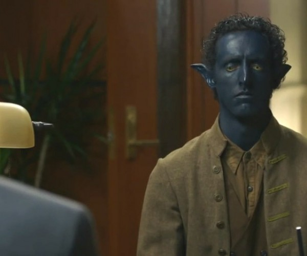 Ex-Men: Professor-X Fires Nightcrawler