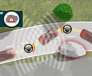 Ford's Obstacle Avoidance Tech Safely Steers You out of Harm's Way