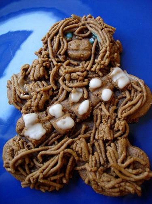 gingerbread chewy