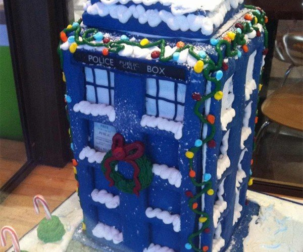 Another Gingerbread TARDIS, That's all 12… No, 13!