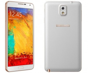 Rose Gold Samsung Galaxy Note 3 Smartphones Get Official