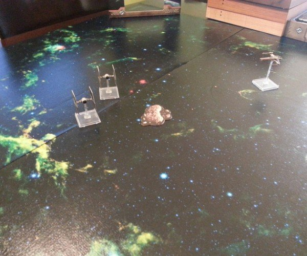 GripMat Keeps Tabletop Games on Top of the Table