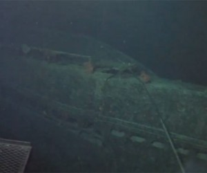 Researchers Find Massive Lost Japanese WWII Submarine Near Hawaii