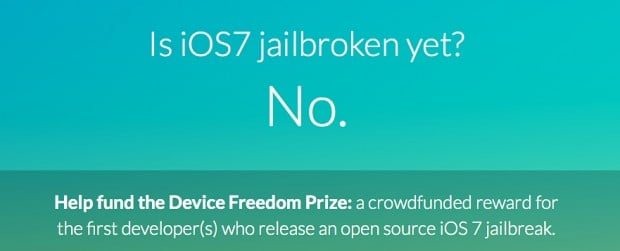 ios7 jailbreak device freedom prize 620x251