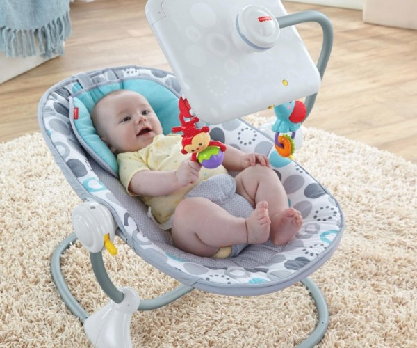 Tablet Toddlers Rejoice: The Apptivity Seat is a Baby Chair with an iPad Dock