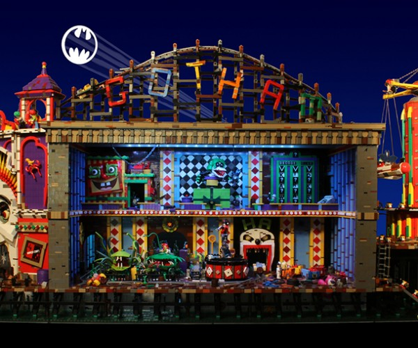 LEGO Joker's Fun House: Wanna Know How I Got This Park?