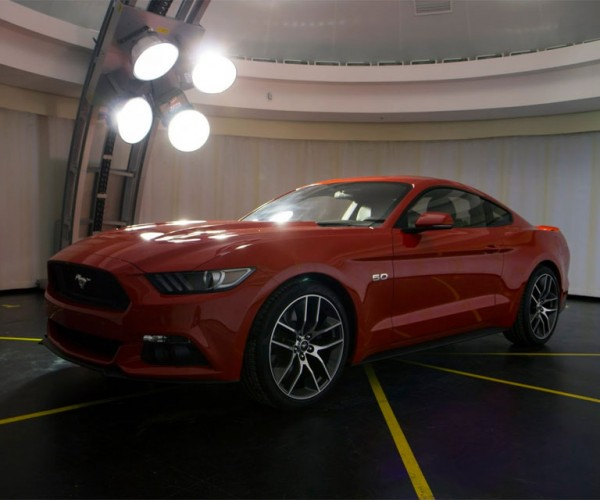 Ford Shows off Lighting Lab That Can Simulate Full Sunlight