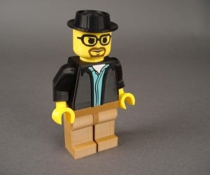 3D Printed Jumbo LEGO Minifigs: Children of the Corn Starch