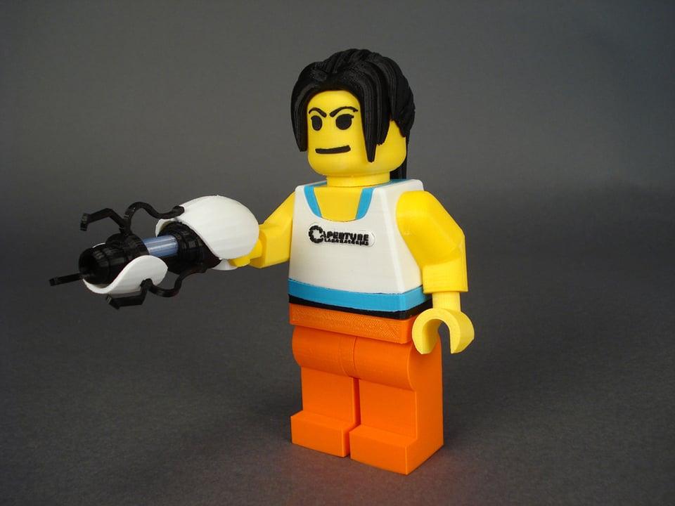 Lego impresión 3D