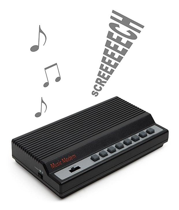 music modem a