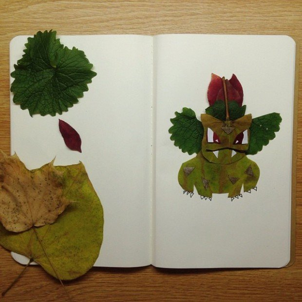 natural pokemon by jacob carter 3 620x620