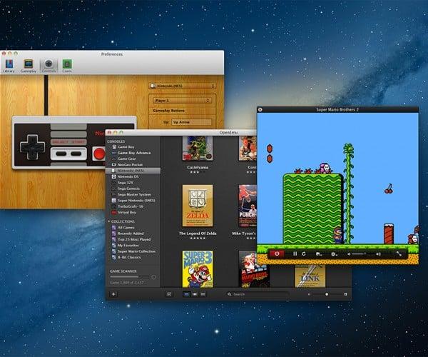 OpenEmu OS X Multi-System Emulator: It Just Emulates